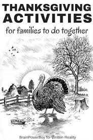 the best ideas for a family thanksgiving keepy