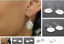 Monogrammed Earrings Jane Com Houndstooth Scarf 8 99 Monogrammed Earrings 12 99