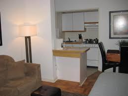 efficiency apartment appliances standing desk ergonomics polished