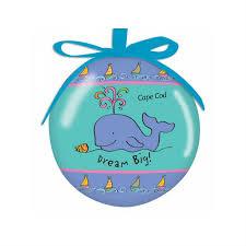 cape cod whale ornament cape cod ornaments