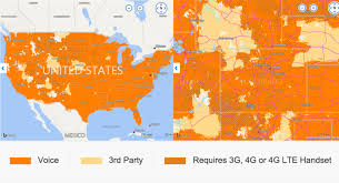 Cheyenne Map What Are The Coverage Maps For U S Carriers Android Central