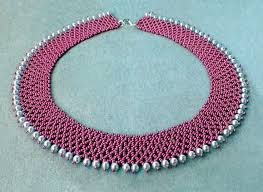 necklace with beads design images 221 best tutorials beading stitches netting images jpg
