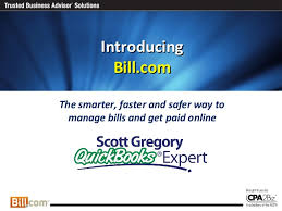 way bills online online bill payment and electronic invoicing for quickbooks intacct u2026