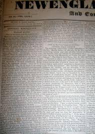 1829 volume newspapers 1829 new england palladium boston indian