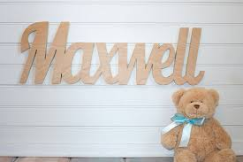 baby plaques personalized wood baby name plaque personalized nursery wall for their