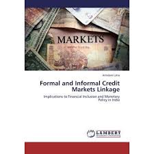Formal Credit And Informal Credit formal and informal credit markets linkage walmart
