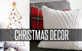 diy christmas room decor youtube