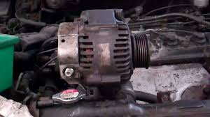 lexus es330 alternator adjusting alternator belt tension bolt u0026 pivot bracket design