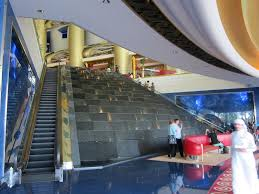 burj al arab tour inside the world u0027s only 7 star hotel