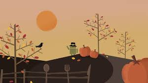 android wallpaper roboto thanksgiving