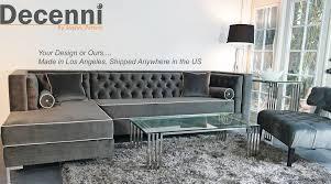 Buy Sofa Los Angeles Decenni Custom Furniture