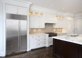 kitchen wall tile ideas bloomingcactus modern wooden kitchen cabinets antiqued white island granite top