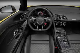 Audi R8 Nardo Grey - official 2017 audi r8 spyder officially revealed germancarforum