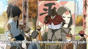 Uncle Ruckus Memes - uncle ruckus avatar the last airbender the legend of korra