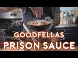 canal cuisine canal cuisine binging with babish sauce prison goodfellas