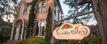 the camellia inn is situated in the charming town of healdsburg