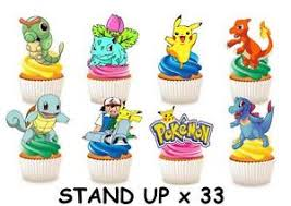 up cake topper 33 stand up edible cupcake fairy cake topper edible