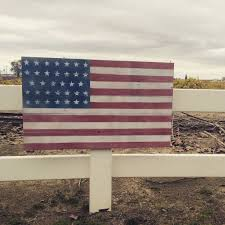 Reclaimed Wood Flag Recycled Wood Usa Flag 9 Steps With Pictures