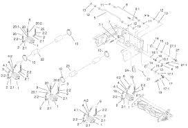 toro parts u2013 reelmaster 5200 d 2 wheel drive