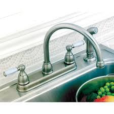 2 handle kitchen faucets kitchen marvelous delta 2 handle kitchen faucets 034449598644