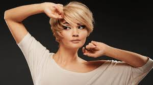 short hairstyles for round faces over 50 youtube