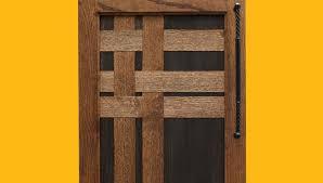 Veneer For Kitchen Cabinets by Woven Wood Veneer Cabinet Door