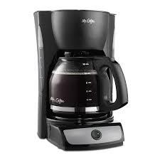 Coffee Pot mr coffee cg13 rb 12 cup switch coffeemaker black