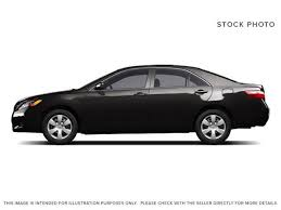 2009 toyota camry black used 2009 toyota camry 4 door car in brton on 38442b