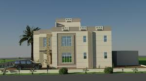 Home Elevation Design Software Online 3d Front Elevation Design By Faisal Hassan