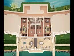hilton waikoloa village 3d floor plans