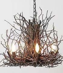 branch chandelier appalachian branchelier twig chandelier rustic artistry