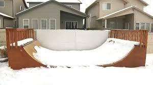 Backyard Skateboarding Councillor Looks For Support To Revamp Bylaw On Backyard