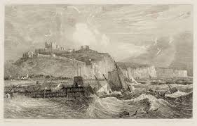 dover castle dover castle kent u0027 after samuel owen 1814 tate