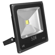 50w led floodlight outdoor led flood lights le