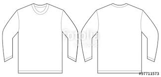 t shirt design template white sleeve t shirt design template stock image and royalty