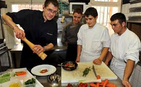 cours de cuisine chef étoilé albi le chef étoilé donne des cours de cuisine 02 10 2009