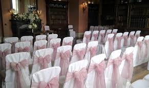 pink chair sashes image result for dusky pink wedding chair sashes wedding