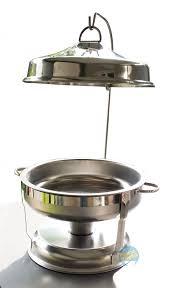 golden bell chafing dish buffet warmer set rusa big chafing