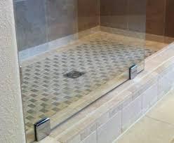 Baseme Shower Superior Plastic Or Fiberglass Shower Pan Suitable