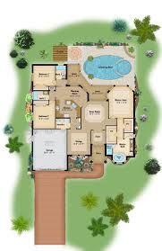 Adobe Floor Plans by 9 Best Color Floor Plans Images On Pinterest Floor Plans Adobe