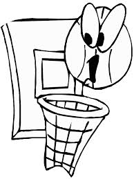 basketball coloring pages 7 coloring kids