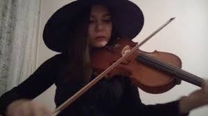 kingdom hearts halloween town background delia chan kingdom hearts halloween town violin cover youtube