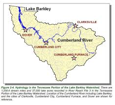 cumberland river map localwaters cumberland river maps boat rs