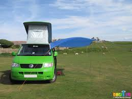 Camper Van Awnings Picture Sx14711 Awning On Van 20100531 Vw T5 Campervan Diy