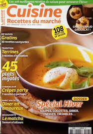 cuisine hiver mes recettes thé matcha et ananas dans le magazine cuisine