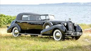 cadillac v16 452 d convertible sedan by fleetwood 5780 1934 youtube