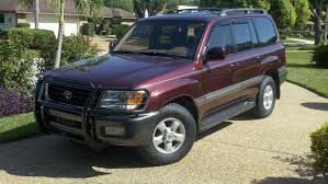 1998 toyota land cruiser overview cargurus