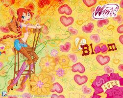 Winx Club Bilder Bloom CowGirl 2012 HD Hintergrund and background