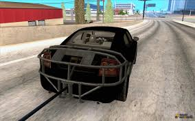 dodge charger from fast 5 dodge charger fast five for gta san andreas