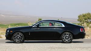 rolls royce outside first drive 2017 rolls royce wraith black badge